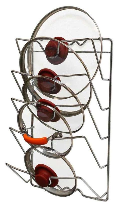 Pot Tower Rack 25 Best Ideas About Pot Lid Storage On