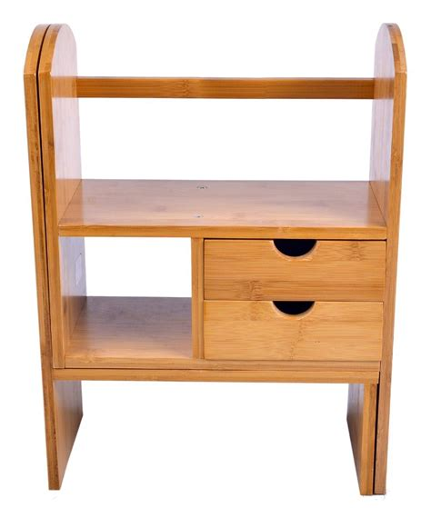 15 best collection of desktop bookcase
