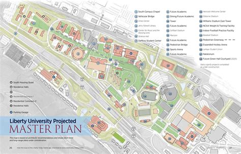 liberty university announces plans to build indoor updated master plan calls for 4 500 seat arena indoor