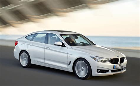 2013 bmw 3 series gt photo gallery leaked before official