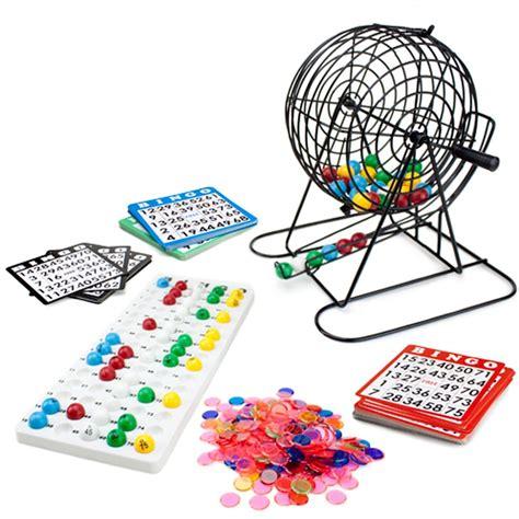bingo set deluxe bingo set bingo set