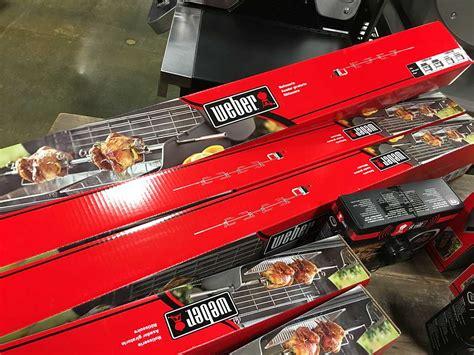 rotisserie weber genesis rotisseries for weber genesis ii lx gas grills the