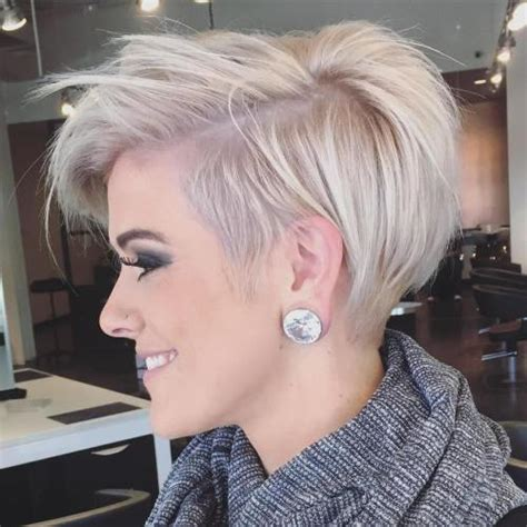 short edgy haircuts for square faces 100 mind blowing short hairstyles for fine hair