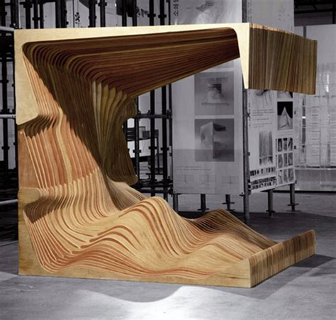 woodwork creations with wood nadaaa architects wood creations part 1