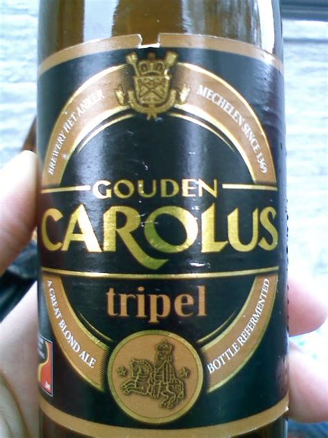 anker beer review beer review gouden carolus tripel grapes and grains