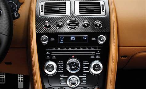 aston martin inside dbs interior accessories
