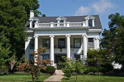 greek revival style material culture history history 242 with sweeney at
