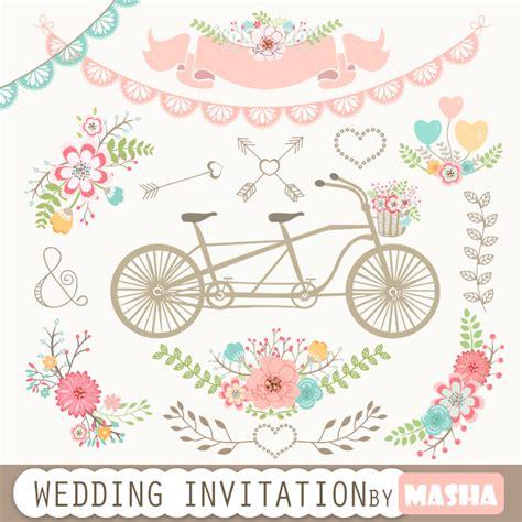 Wedding Banner Clipart by Wedding Invitation Clipart Wedding Invitation With
