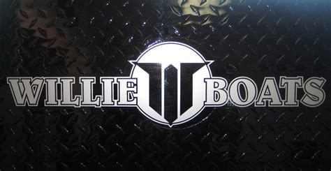 willie boats logo willie boat decal willie boats