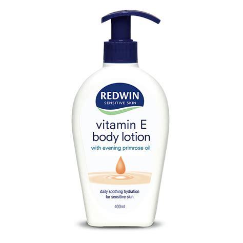 Redwin Vitamin E With Evening Primrose Kulit Lembut Kencang redwin lotion with vitamin e and epo 400ml chemist warehouse