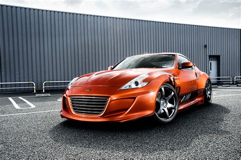 nissan 370z widebody nissan 370z tuning guide