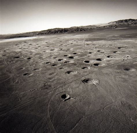 Global Decor Styles emmet gowin subsidence craters on yucca flat nevada