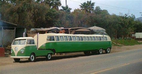 volkswagen cer trailer half car trailers are the coolest way to haul