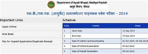 Mba Cet Result 2014 by Mba Entrance Exams 2014 Mba 2014 Dates Notification
