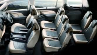 Opel Zafira Interior Dimensions Best 7 Seater Cars Of 2015 Desiblitz