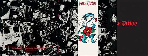 rose tattoo mp3 repertoire records rose tattoo rose tattoo lp