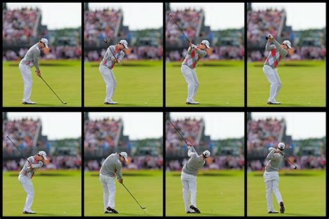 justin rose swing sequence adam scott golf swing sequence