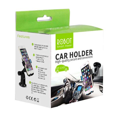 Car Holder Robot Rt Ch01 360 Rotatable Car Stent Original 100 robot car holder rt ch01 rotation 360 degree for android iphone lazada indonesia