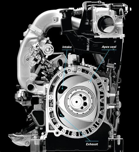how does a cars engine work 2006 mazda mazda3 seat position control how it works the mazda wankel rotary engine cars it is and the o jays