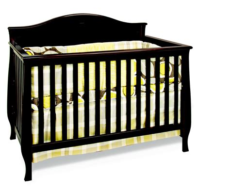 Child Craft F31001 07 Camden 4 In 1 Convertible Crib Jamocha Baby Convertible Cribs