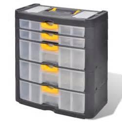 Commode Plastique by Vidaxl Vidaxl Bo 238 Te Casier Commode De Rangement