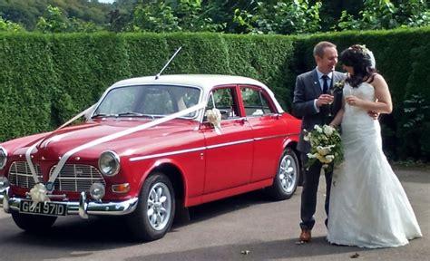 volvo amazon classic volvo wedding car hire  leamington spa