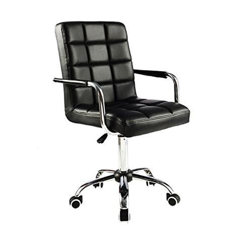 Alk Pu Leather Heavy Duty Adjustable Swivel Office Chair Heavy Duty Chair Swivel