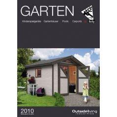 Garten Versand Katalog by Garten 2010 Der Gartenhaus Katalog Katalog