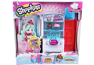 Shopkins Season 6 Chef Club Emco Littlest Pet Shop Hasbro collectables and playset toys prima toys