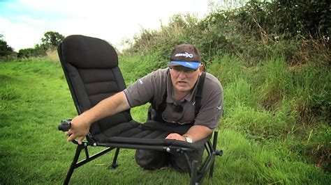 Most Comfortable Chair coarse amp match fishing tv new ethos deluxe accessory
