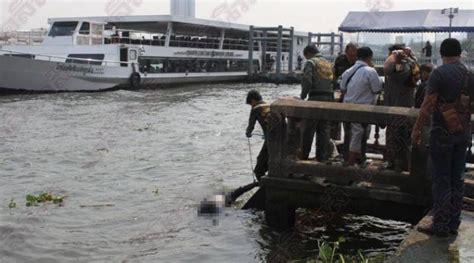 pier yakuza 0 floating dead body shocks boat passengers