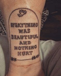 kurt vonnegut tattoo quot is no way to treat an animal quot vonnegut that i