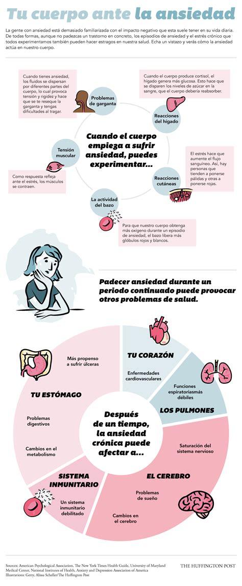 cã mo controlar la ansiedad y los ataques c 243 mo influye la ansiedad en tu salud infograf 205 a