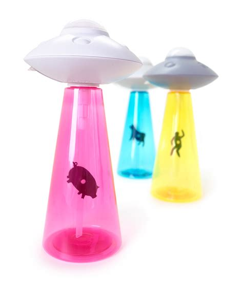 Dispenser Ufo abduction soap dispenser the awesomer