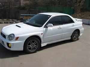 2000 Subaru Impreza Wrx 2000 Subaru Impreza Wrx Photo Large