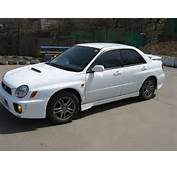 2000 Subaru Impreza WRX Photo Large
