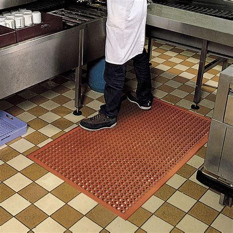 Kitchen Floor Mat Competitor Anti Fatigue Kitchen Floor Mat 1 2 Quot Floormatshop Commercial Floor Matting