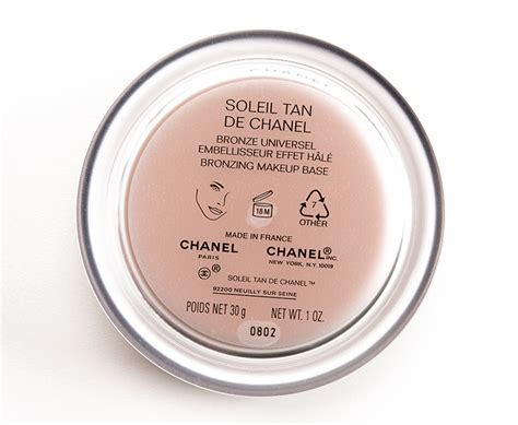 Makeup Chanel Ori chanel soleil de chanel bronzing makeup base review