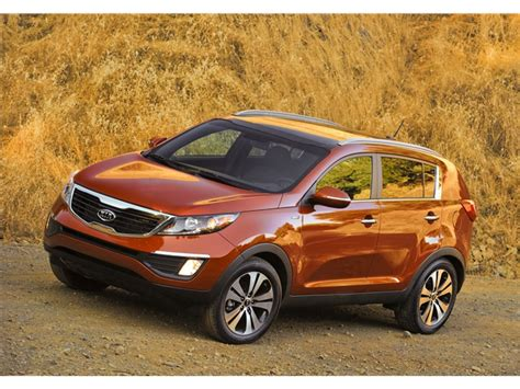 2011 kia sportage prices reviews and pictures u s news world report