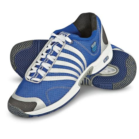 k swiss athletic shoes s k swiss 174 ascendor slt athletic shoes blue