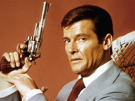 roger moore roger moore the actor who made james bond a style icon