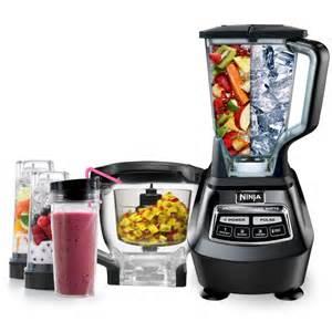 mega kitchen system blender food processor more