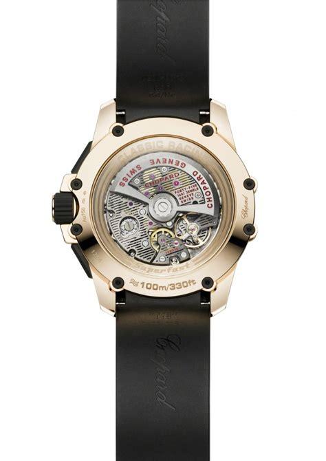 Jam Chpard Caliber Silver Black 161284 5001 chopard superfast mens 18k gold automatic