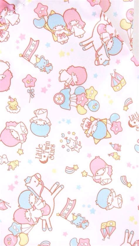 sanrio wallpaper pinterest wallpaper little twin stars pinterest wallpaper