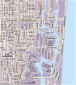 maps of fort lauderdale