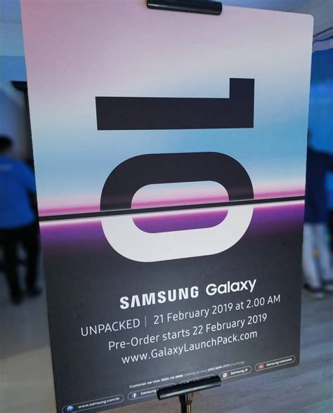 Samsung Galaxy S10 Ad by Galaxy S10 Pre Order And Availability Details Are Here