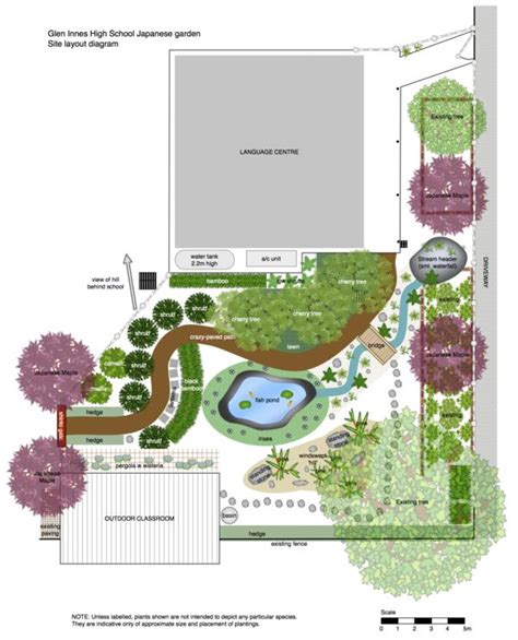 garden home plans designs japanese garden design plans for small land spacious land