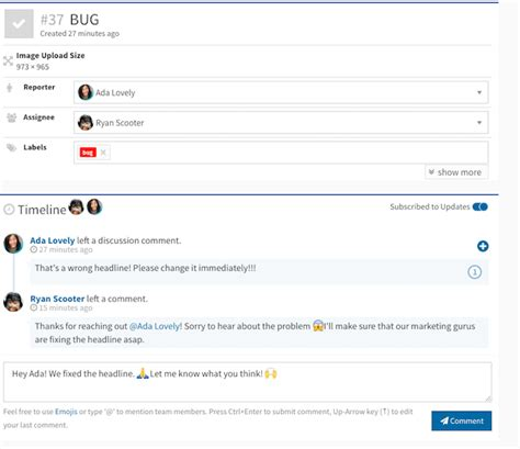 bug reporting template bug reporting mit pers 246 nlicher note so geht s