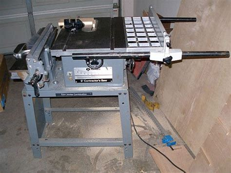 table saw jointer planer combo photo index rockwell manufacturing co combo 9 quot ts 4