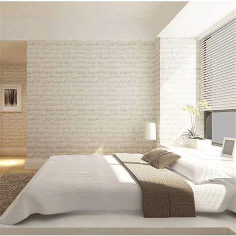 10m non woven feather wallpaper living room bedroom
